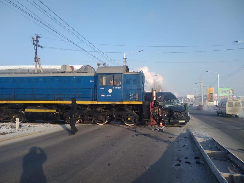 В феврале в ДТП погибло 5 иркутян