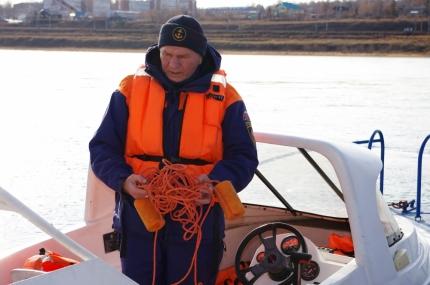 1 марта открывается навигация на реке Ангаре