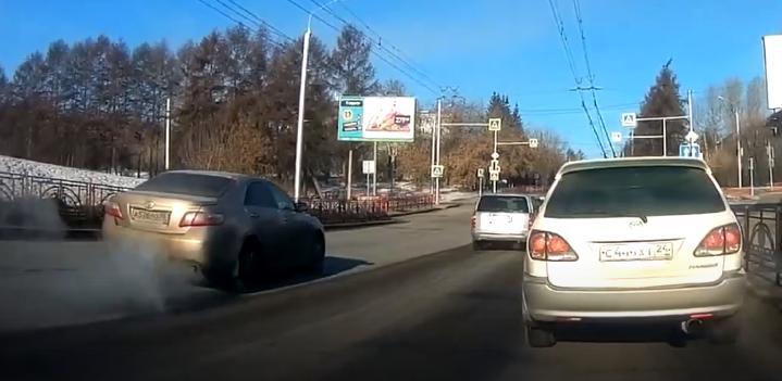 В Иркутске полицейские, используя информацию из соцсетей привлекают нарушителей ПДД к ответственности