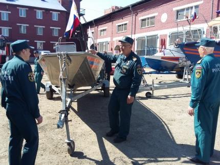 1 мая в Иркутской области начнется навигация на реках