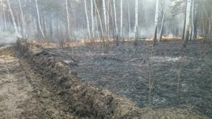 За 27 и 28 апреля в Иркутской области потушено 16 возгораний