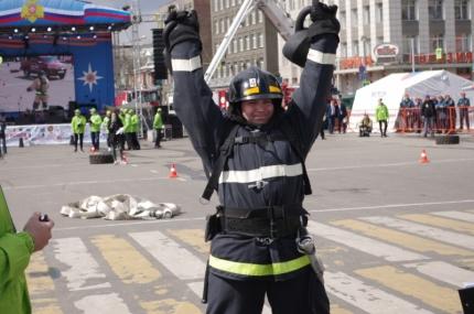 В Иркутске в День пожарной охраны России 30 апреля пройдут соревнования по силовому многоборью