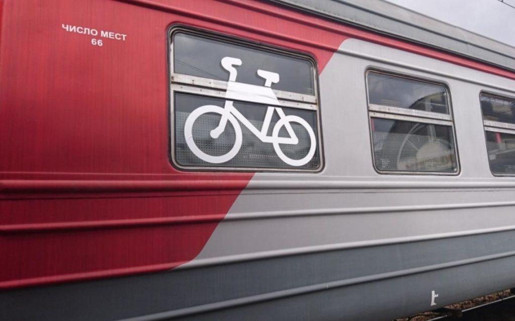 В состав поезда Иркутск-Слюдянка будет включен веловагон