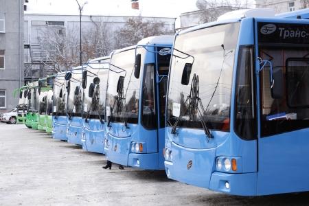 Как будут работать маршруты общественного транспорта в Иркутске 9 мая