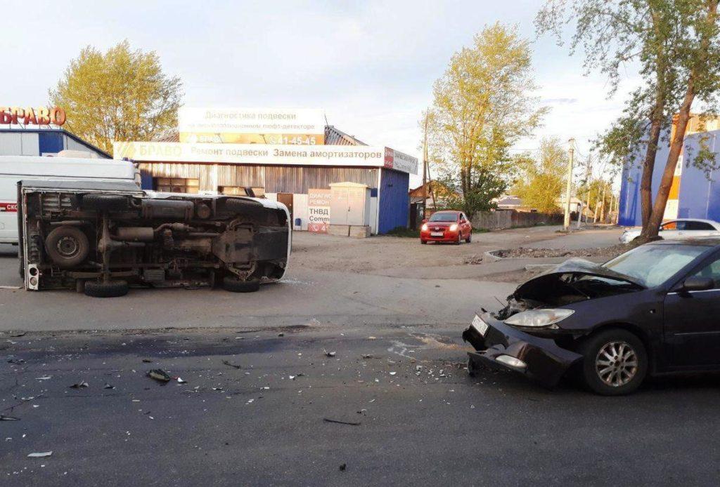 За прошедшую неделю на дорогах Иркутска и района в ДТП пострадали 32 человека, погибли трое