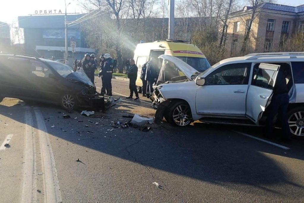 За прошедшую неделю на дорогах Иркутска и района в ДТП пострадали 24 человека