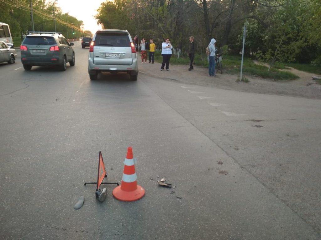 В Иркутске и Иркутском районе не уменьшается количество ДТП с участием детей