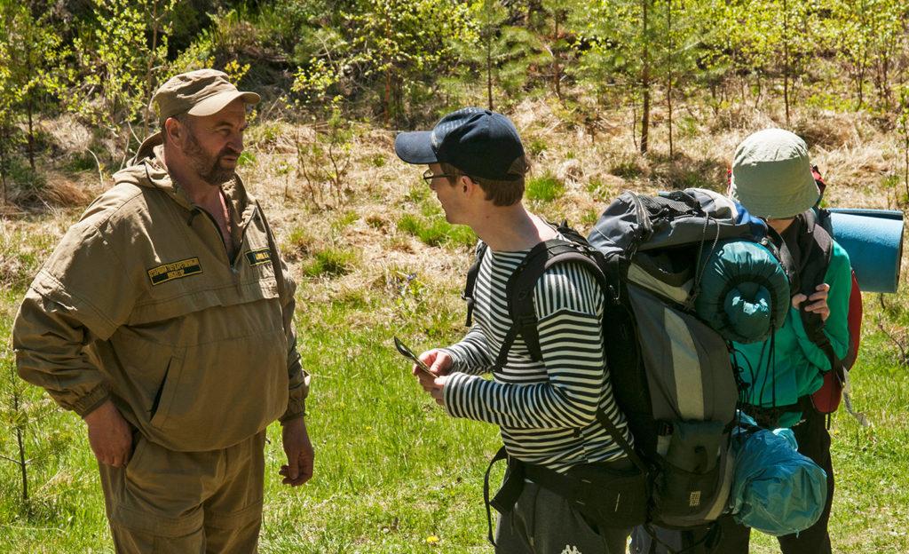 С 8 мая 2019 года разрешения на посещение некоторых лесничеств Прибайкальского нацпарка временно не выдаются