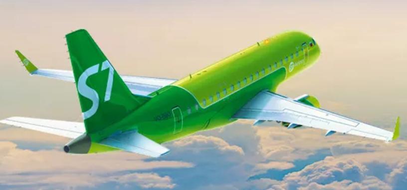 S7 Airlines открывает новые маршруты из Иркутска в города Сибири и Дальнего Востока