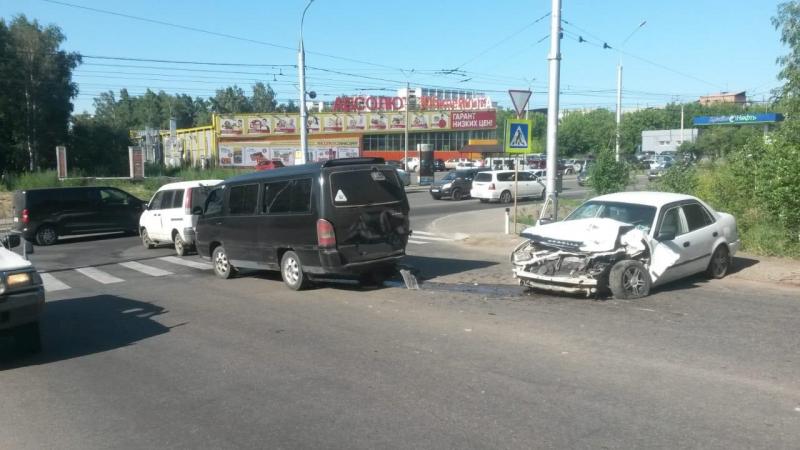 С 5 по 7 июля в Иркутской области задержано 133 пьяных водителя