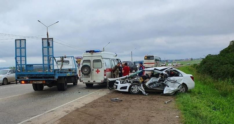 29 человек пострадали в ДТП за прошедшую неделю на дорогах Иркутска и района
