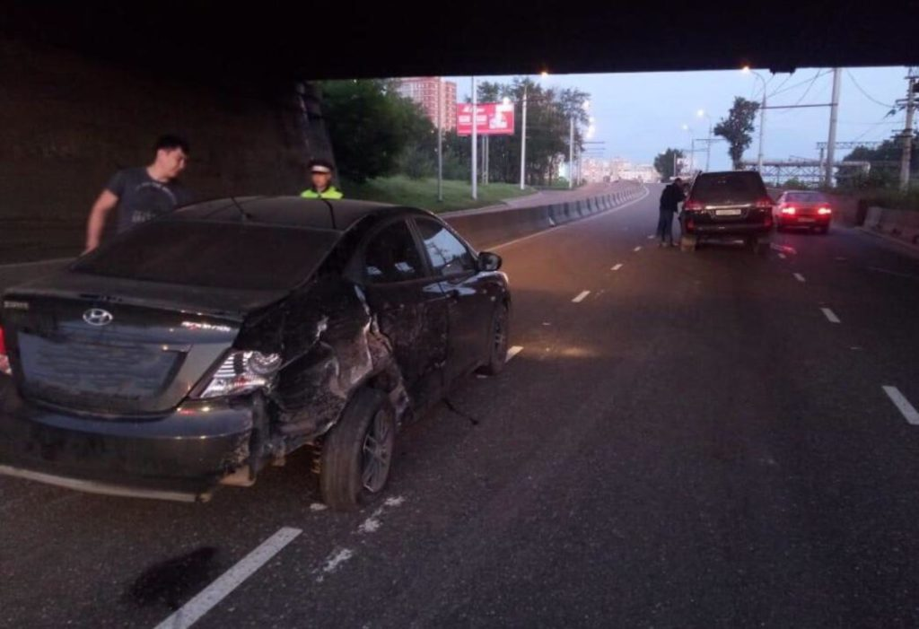 15 человек пострадали в ДТП за прошедшую неделю на дорогах Иркутска и района
