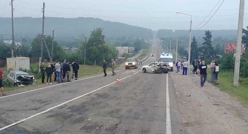 45 человек пострадало и 1 погиб в ДТП за прошедшую неделю на дорогах Иркутска и района