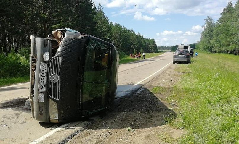 За прошедшую неделю на дорогах Иркутска и района в ДТП пострадали 39 человек