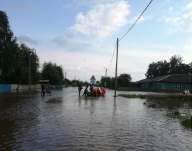В результате наводнения в Иркутской области погибли 12 человек