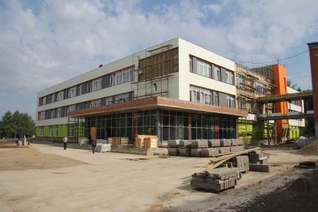 В Иркутске заканчивается строительство двух новых школ