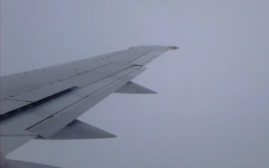 Самолеты не могли приземлиться в Иркутске из-за смога от лесных пожаров и тумана