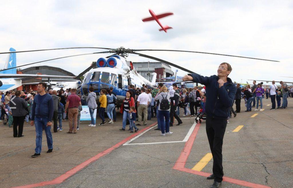 18 августа - День Воздушного флота России! Программа праздника в аэропорту Иркутска.