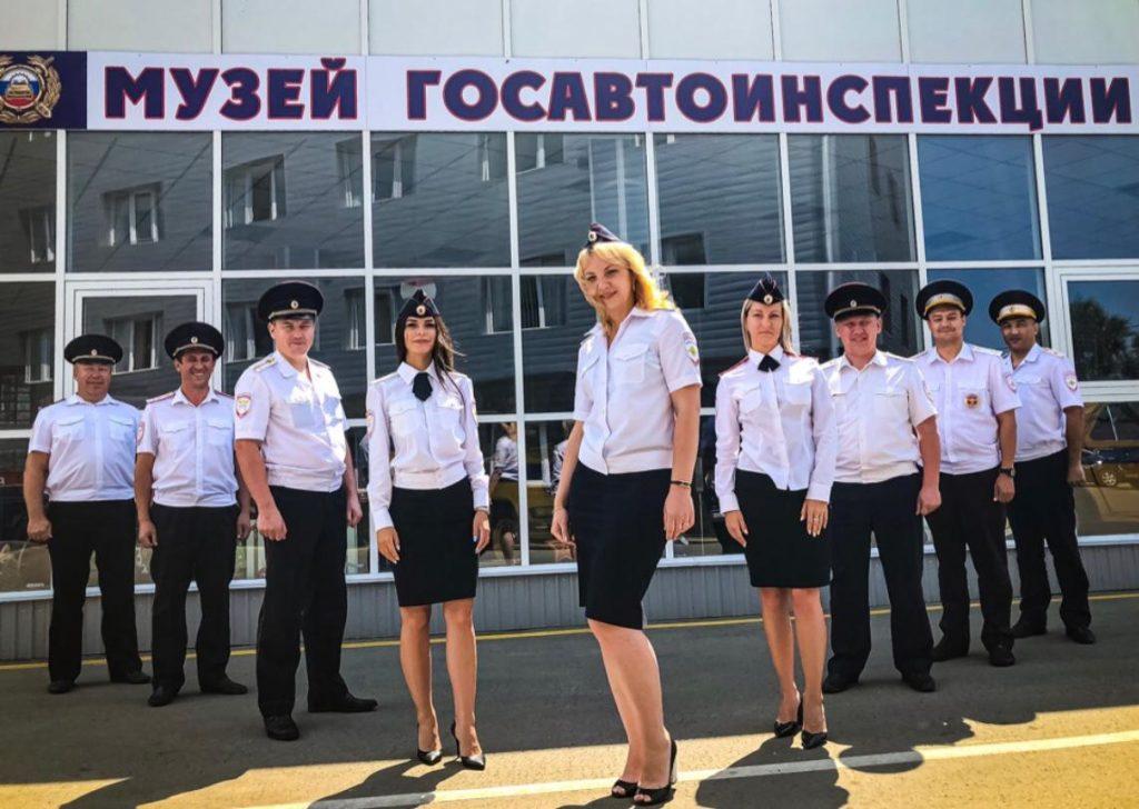 В Иркутске желающие могут посетить музей ГИБДД