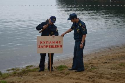 В Иркутской области в настоящее время официально функционируют только два пляжа