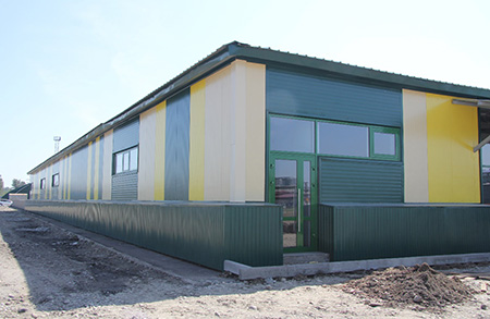 29 августа в Иркутске зоогалерея начинает работать в новом здании