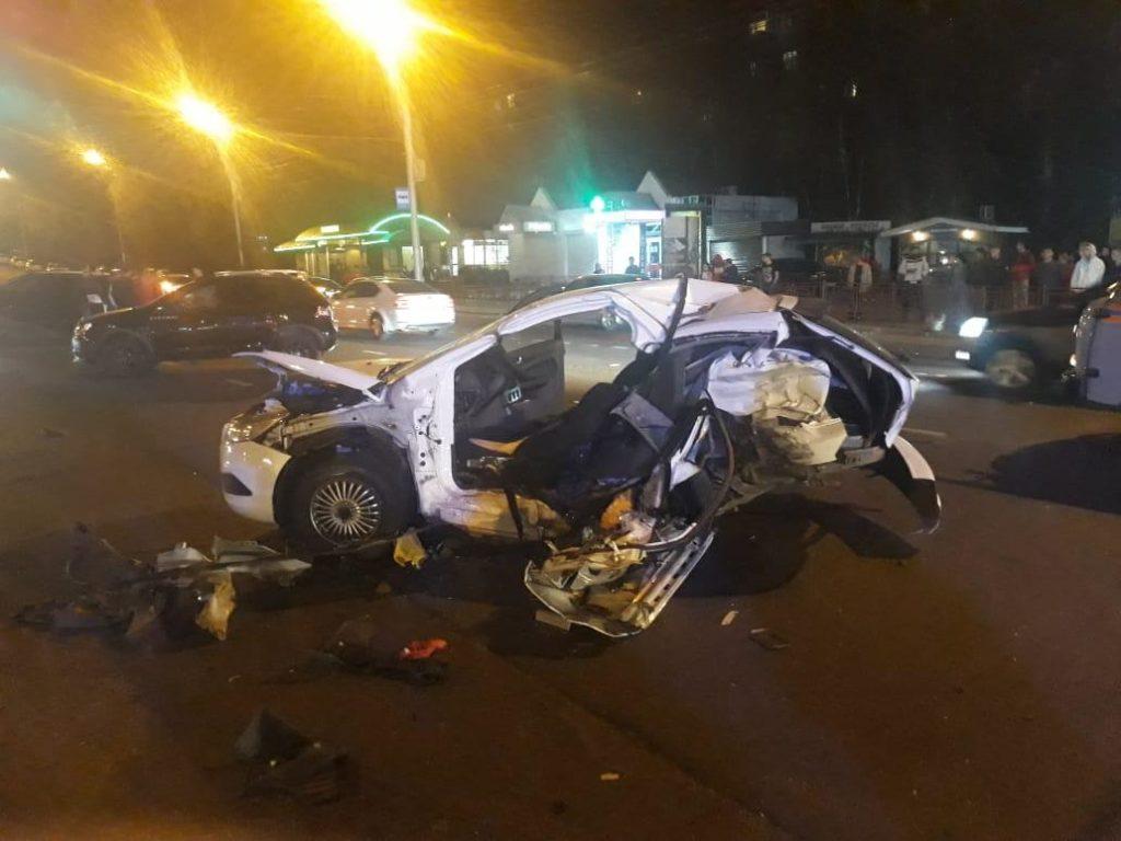 28 человек пострадали и 3 погибли  в ДТП за прошедшую неделю на дорогах Иркутска и района