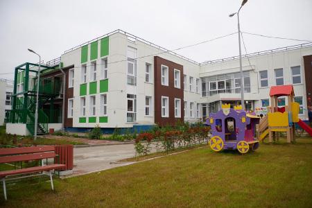 В Иркутске начали работать новые детсады
