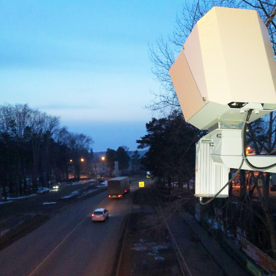 14 новых комплексов фотовидеофиксации установят на федеральных дорогах Иркутской области