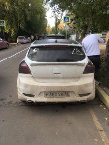 В Иркутске инспекторы ДПС привлекли к ответственности водителя, грубо нарушившего ПДД