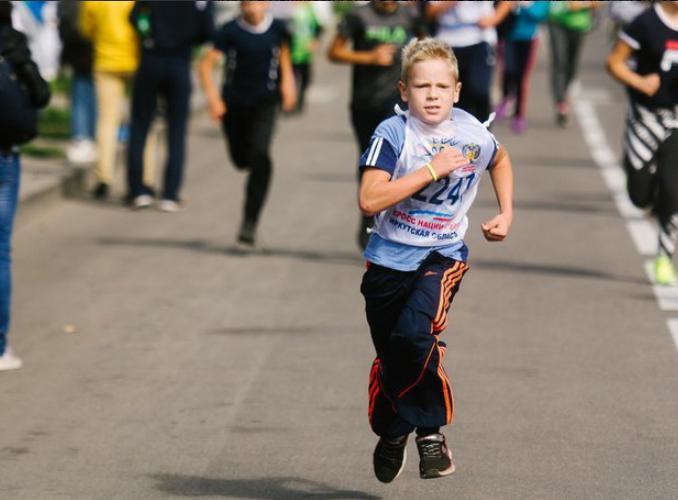 21 сентября в Иркутске пройдет Всероссийский день бега