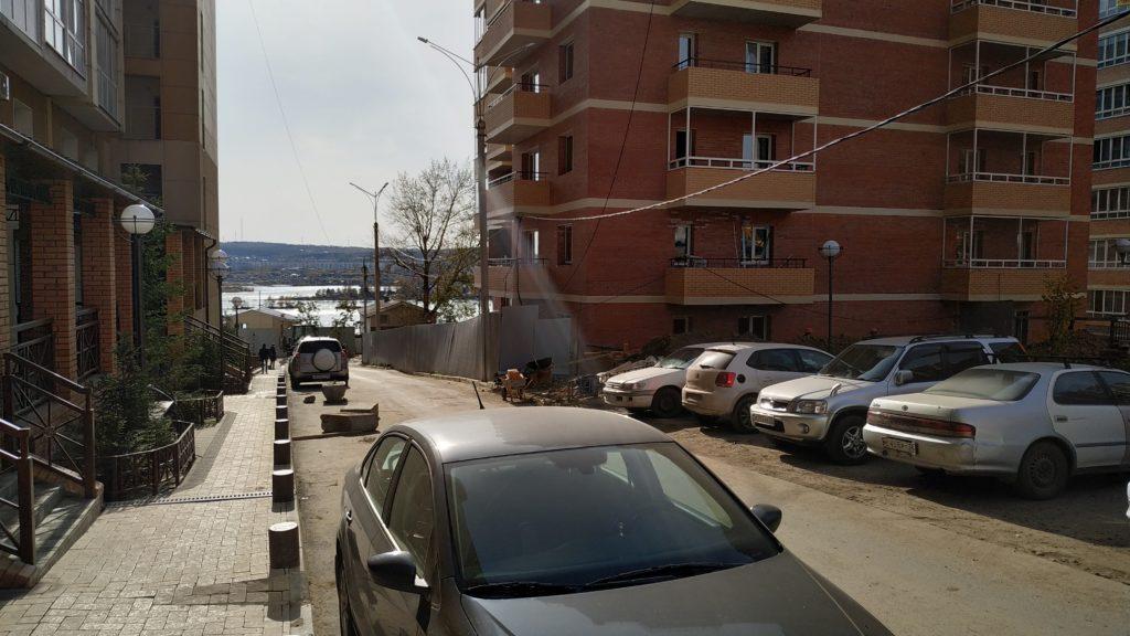 В Иркутске, как и по всей России активно строят «человейники». Одноэтажная Россия – фантастика?