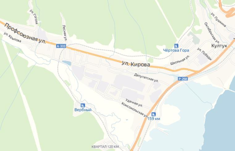 12 октября движение через железнодорожный переезд в пос. Култук будет закрыто