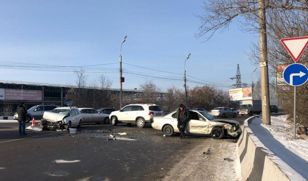 2 человека погибли в ДТП за прошедшую неделю на дорогах Иркутска и района