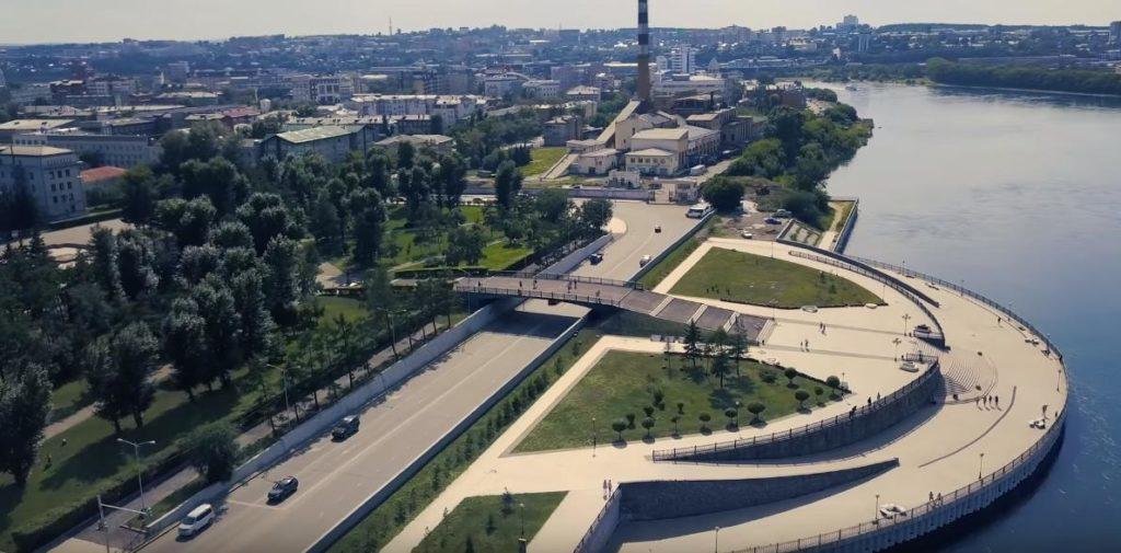 7 место занял Иркутск среди городов России по качеству жизни