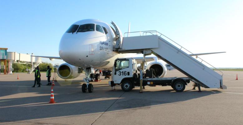 Авиакомпания «ИрАэро» начинает выполнять прямые рейсы из Иркутска в Карши (Узбекистан)