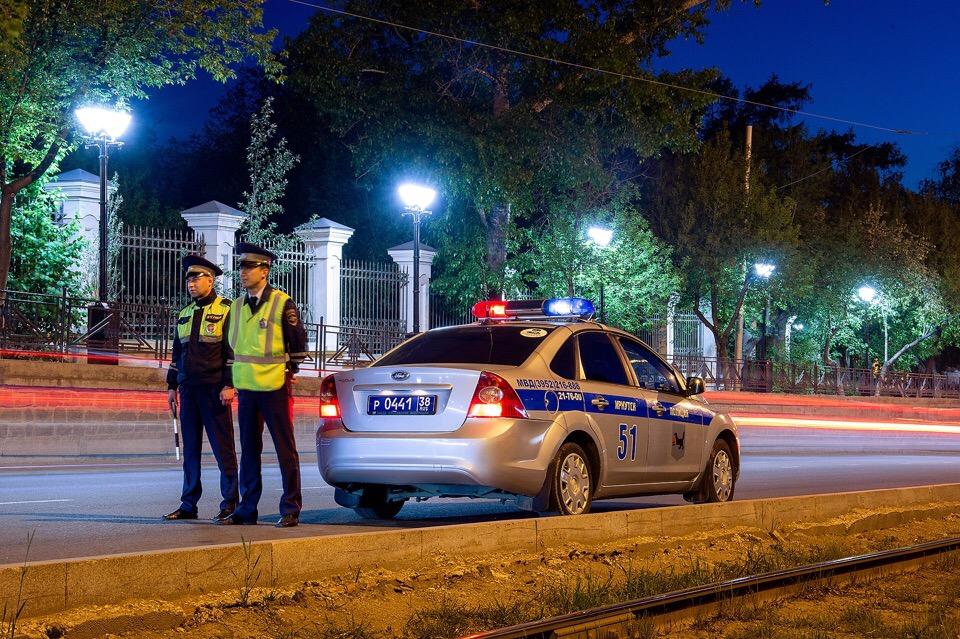17 уголовных дел в отношении лиц, лишённых права управления автомашиной и повторно севших за руль направлено в суд в Шелеховском районе