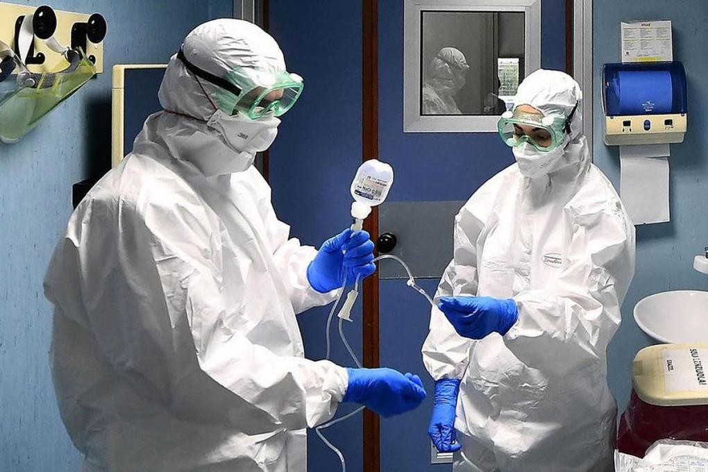 В Иркутской области наблюдается высокая смертность больных с коронавирусом