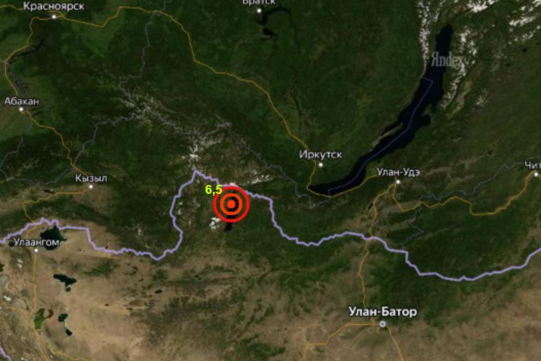 Землетрясение в Иркутске: первое землетрясение в 2021 году почувствовали жители Иркутска