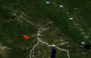 Жители Иркутска ощутили отголоски землетрясения, произошедшего 21 февраля на территории республики Тыва