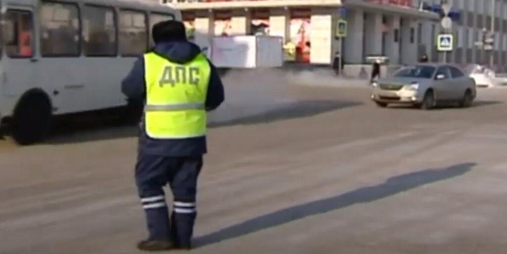 По дорогам Иркутска и Иркутского района продолжают ездить нетрезвые водители