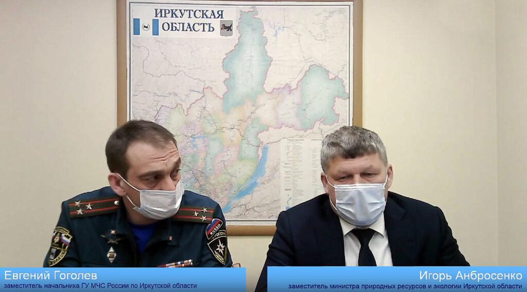 О противопаводковых мероприятиях в Иркутской области