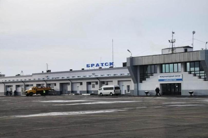 Реконструкция аэропорта Братска идет с отставанием от графика