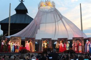 В Иркутской области состоится Фестиваль русской оперы под открытым небом