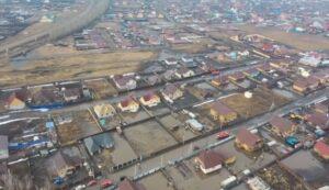 Обстановка с подтоплениями талыми водами населенных пунктов Иркутской области стабилизируется