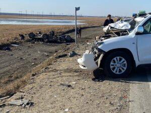 В Усольском районе на трассе «Сибирь» в ДТП погиб водитель автомашины