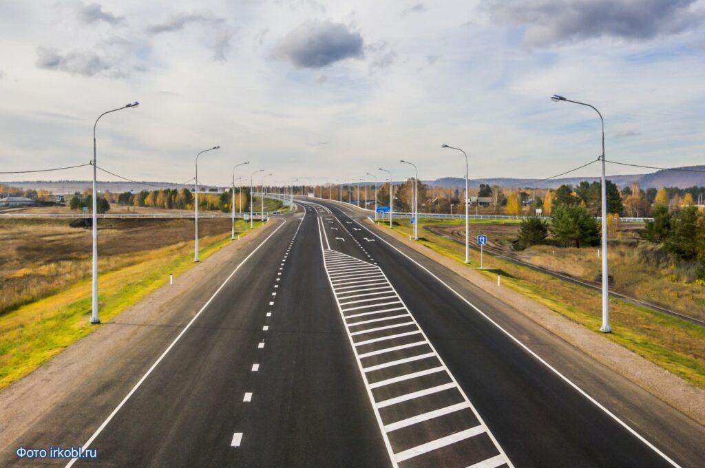 26 автодорог Иркутской области планируется включить в опорную сеть РФ