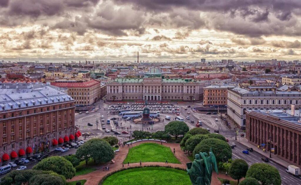 «Аэрофлот» начинает полёты из Санкт-Петербурга в Иркутск
