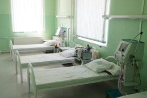 1300 коек дополнительных коек для лечения COVID-19 развернули в Иркутской области за неделю