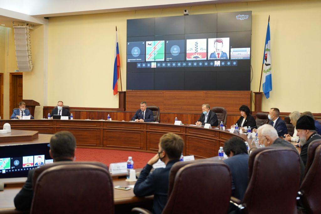 В Иркутской области на территориях, определенных для комплексного развития, возможно построить 5,2 млн кв. метров жилья